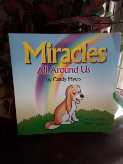 Miracles Around Us From a Dog's View in Charming Picture Book