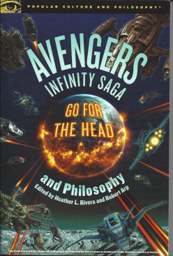 Book Review: 'Avengers Infinity Saga and Philosophy'