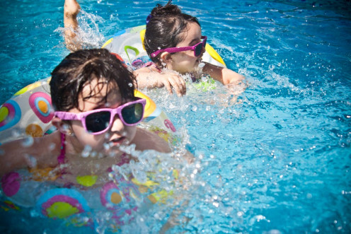 Wear sunglasses to prevent harmful UV rays