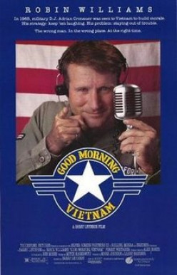 Good Morning, Vietnam Movie Review