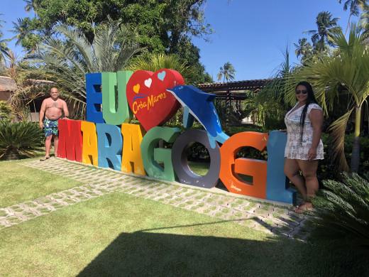 I love Maragogi