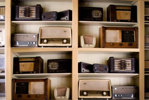 50 years ago making radios was a good business