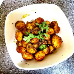 Baby Potato Recipe