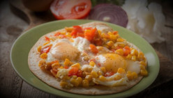 Huevos Rancheros, a Classic Mexican Dish