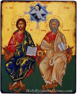 The Holy Cosmic Trinity Of God