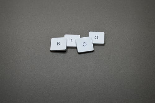 Blog - an online identity