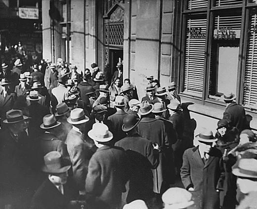 The Bank Run of 1933