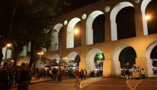 Lapa and the best bars in Rio