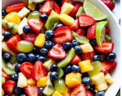 Fruit Honey Salad