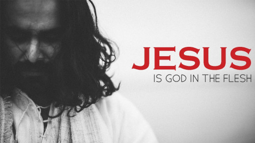 God Come In The Flesh!