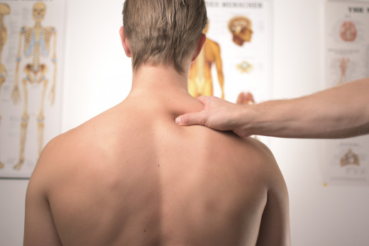 Talk to your doctor to see how you can treat your chronic pain, it could be through chiropractic or massage.