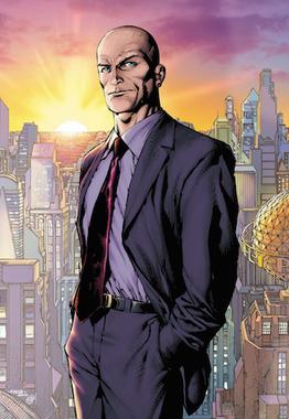 Lex Luthor of  Spiderman DC Comics, 1940