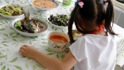 Nutrition Class: Recipes for Three Meals a Day for Children 3-5 Years Old