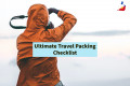 Ultimate Travel Packing Checklist- Must Bring When Travelling