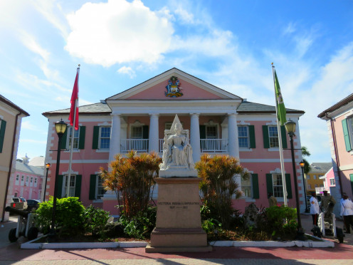 The Nassau Parliament Building