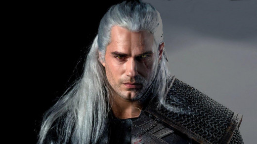 Netflix/Wild Hunt Geralt