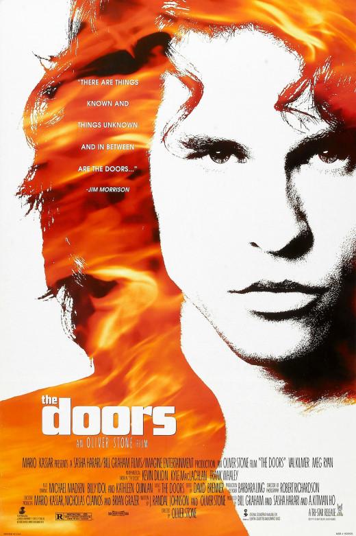 The Doors (1991) film poster