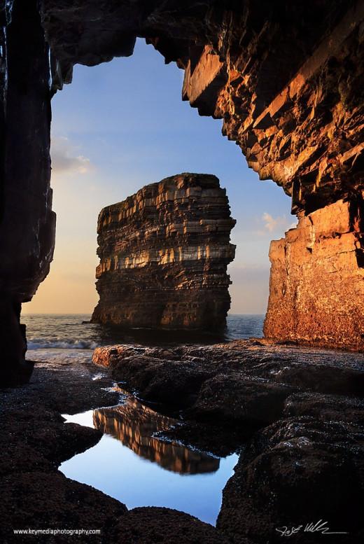 Sea Stack, Ireland