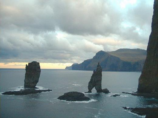 Risin of Kellingin, Faroe Island