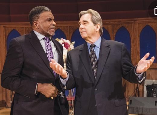 Bishop Greenleaf and Bob Whitmore. Yes