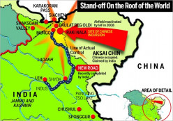 Rising Tensions:China Catches India on the Backfoot in Ladakh