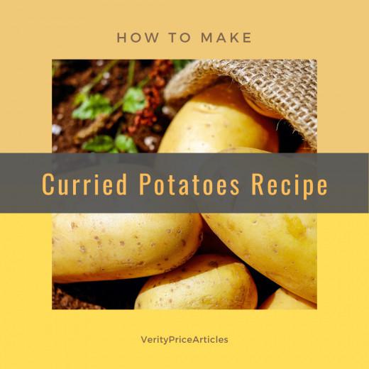 Curried Potato Recipe