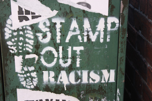 Stop making it about race. To quash racism is to accept all races.