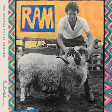 RAM - Paul McCartney and Linda McCartney