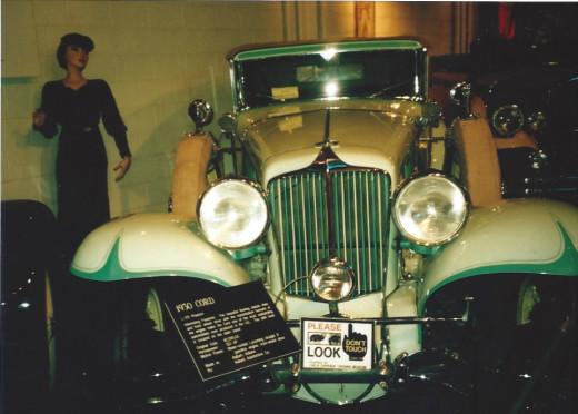 A 1930 Cord.