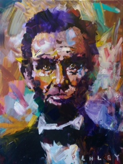 Steve Penley-Original oil on canvas
