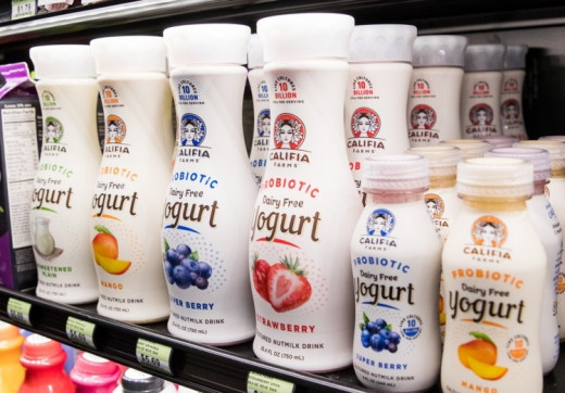 To obtain probiotics for a healthy gut, have a yogurt every day that is loaded with probiotics