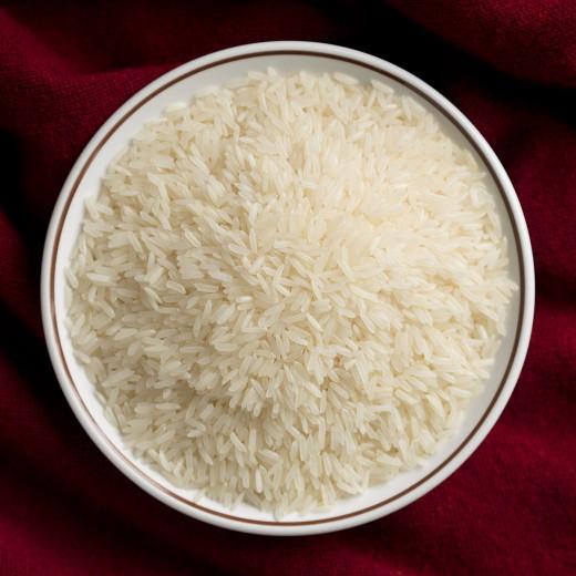 Uncooked Jasmine Rice