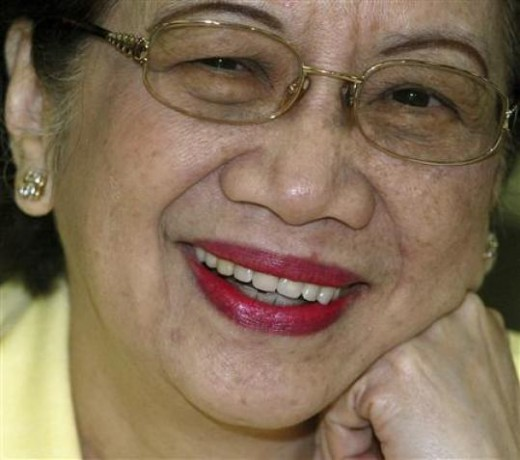 Former Philippines's President