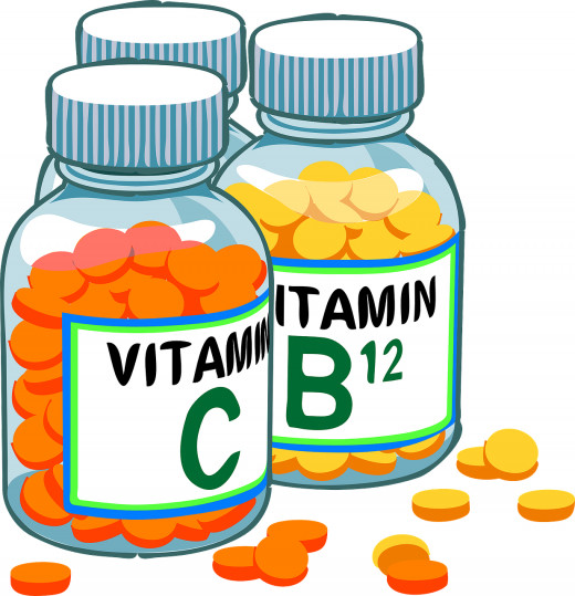 Multivitamins as the skin boosters.