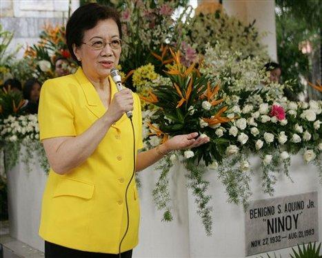 Being A Wife Of Assassinated Senator Benigno Aquino