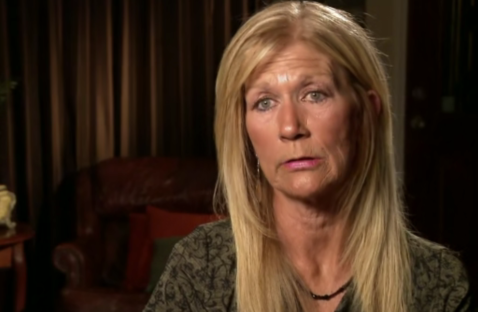 Gloria Denton continues to raise awareness of her daughter's disappearance. Photo courtesy of Investigation Discovery.