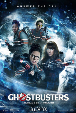 Ghostbusters (2016) Like the Original But Awful