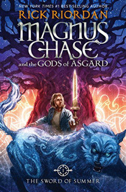 Magnus Chase & the Gods of Asgard- The Sword of Summer: Riordan's Third Series Has a Great Start