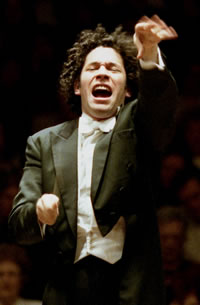 Gustavo Dudamel © Dan Porges