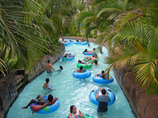 Hawaii wet n wild water park