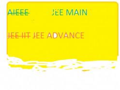 JEE (Main/Advance)  and NEET (UG) Entrance Examinations & Tips to Crack