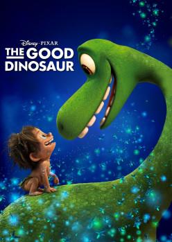 Movie Review: The Good Dinosaur