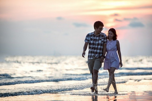 The goal of every relationship is to have the never ending feeling of love, attention, romance and care.