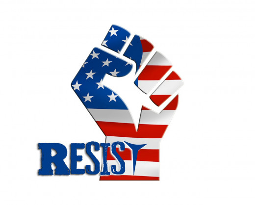 Resist their attempts to divide us!
