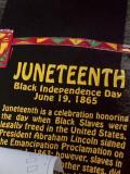Juneteenth: A Celebration That Not Many, Even Most Black Folk, Truly Understand