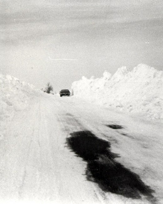 Some of us remember the blizzards of 1978...Photo courtesy of Marion County(Ohio) Historical Society