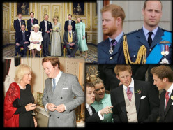 Did You Know Prince William and Harry Have Step Siblings?