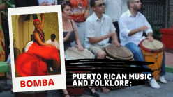 Puerto Rican Music and Folklore:Bomba
