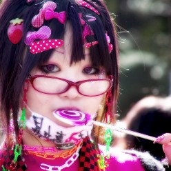 Japanese Street Fashion: Decora