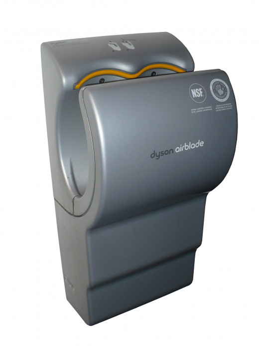 Dyson Airblade; Efficient, but at what cost?